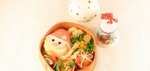 OBENTO :: SANTA CLAUS โอเบนโตะคุณลุงซานต้า