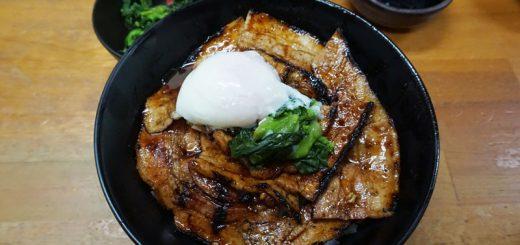 Buta Daigaku ข้าวหน้าหมูย่างที่ได้รับเรตติ้งอันดับหนึ่งของโตเกียว ในเว็บ Ranking ร้านอาหารชื่อดัง