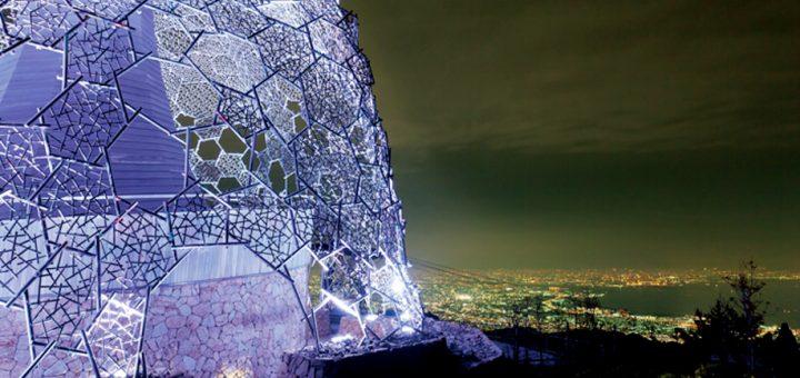 อลังการงานแสดงไฟกับ Lightscape in Rokko ไฮไลท์แสงสีแห่งโกเบประจำฤดูใบไม้ผลิ 2018 ได้เริ่มขึ้นแล้ว