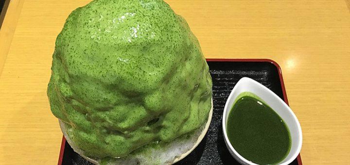Shimokita Chaen Ooyama คาคิโกริชาเขียวที่ต้องห้ามพลาด!