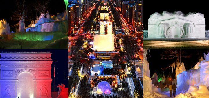 ชวนไปเที่ยว 4 เทศกาล ฤดูหนาวของญี่ปุ่นประจำปี 2018 ช่วงกุมภานี้!