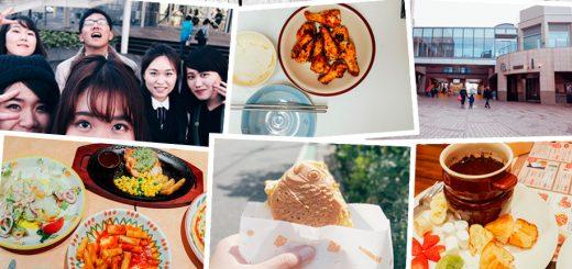 When I was in Tokyo #6 : งบน้อยอ่ะกินอะไรดี ?