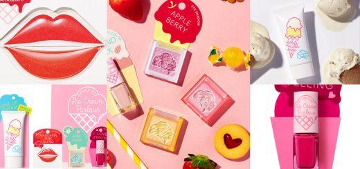 เอาใจสาววัยทีนเมื่อชิเซโด้ออกเมคอัพรุ่นลิมิเต็ดล่าสุดรูปแบบ Ice cream สีสันลูกกวาด น่าหม่ำสุดๆ