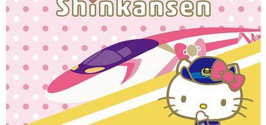 รถไฟ JR West สาย Hello Kitty เตรียมตัวเปิดให้บริการแล้วในช่วงฤดูร้อนนี้!