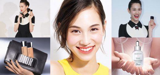 """สวยเข้าตา!! Kiko Mizuhara พรีเซนเตอร์"""" ชาวเอเชียคนแรก""""ของ """"Christian Dior"""" ทั้งน้ำหอม เครื่องสำอาง และสกินแคร์!!"""