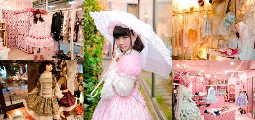 แนะนำ 4 ร้านในกรุงโตเกียวที่ขายเสื้อผ้าน่ารักฟรุ้งฟริ้ง พร้อมให้สาวๆแปลงร่างเป็นสาวโลลิต้า!