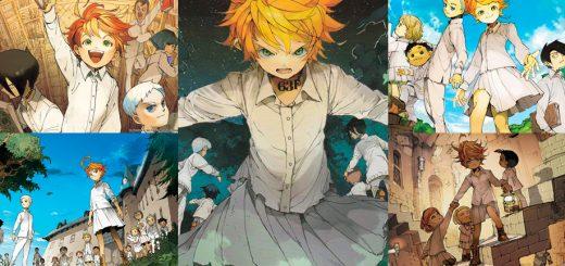 Manga Review การ์ตูนญี่ปุ่นสนุกนะจะบอกให้!! The Promised Neverland ดินแดนมหัศจรรย์ไม่มีจริง ดับฝันคนโลกสวย!!