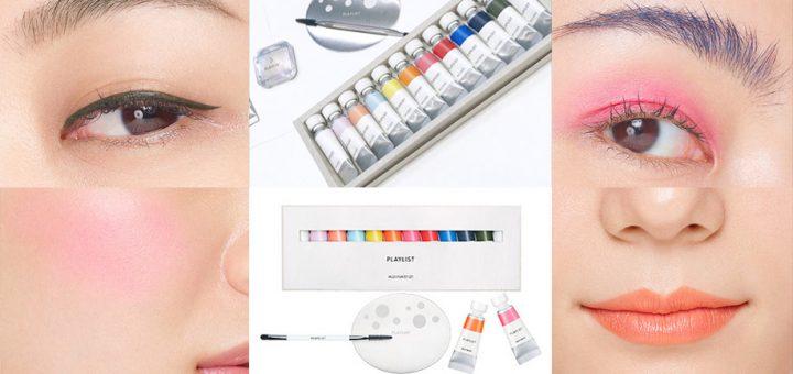 แปลก แหวก แต่สวย!! Shiseido เปิดตัวแพคเกจจิ้งหลอดสี ชวนมาสนุกกับการแต่งแต้มสีสันบนใบหน้า พร้อมคลิป!