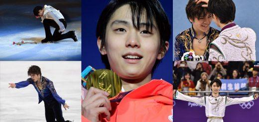 ตามส่องนักกีฬาไอซ์สเก็ตหนุ่มสุดหล่อ ชาวอาทิตย์อุทัย คว้าชัยในกีฬาโอลิมปิกฤดูหนาวในแดนกิมจิ