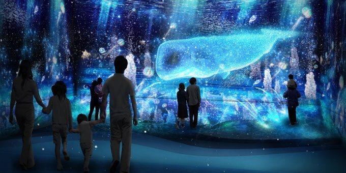 ดำดิ่งสู่โลกใต้บาดาลไปกับแสงสีตระการตาที่ Aquarium Nagashima Resort อาณาจักรแห่งความสนุกขนาดใหญ่ในญี่ปุ่น ถึงปลายเดือน พ.ค. นี้