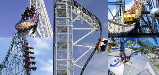 5 อันดับเครื่องเล่นสุดหวาดเสียวที่สวนสนุก Fuji Q Highland ที่ควรลองจัดสักครั้ง