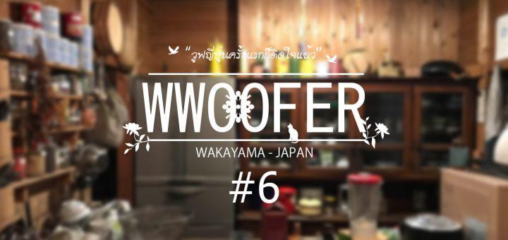 วูฟญี่ปุ่นครั้งแรกก็ติดใจแล้ว  EP6 : เบนโตะของฉันอร่อยที่สุด