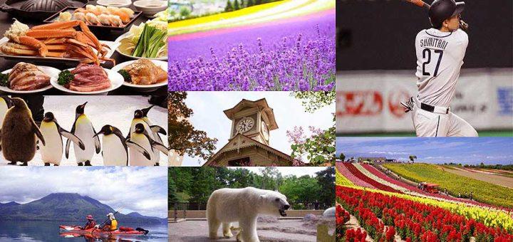 สัมผัสบรรยากาศให้เต็มที่!! 10 อันดับกิจกรรมยอดนิยมของฮอกไกโดที่พลาดไม่ได้ในช่วงฤดูใบไม้ผลิและฤดูร้อน!