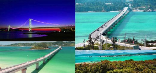 Top 3 สะพานที่เป็นจุดชมวิวเห็นธรรมชาติได้รอบด้านที่นักท่องเที่ยวลิสต์ไว้ต้องมาถ่ายรูปสักครั้งให้ได้