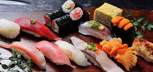 รวมซูชิร้านดังจากตลาดปลาซึคิจิที่คนรักซูชิไม่ควรพลาด