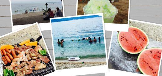ร้อนนี้เล่นน้ำ กินแตงโม ปิ้งบาร์บีคิวริมทะเลสาบบิวะ - จังหวัดชิกะ