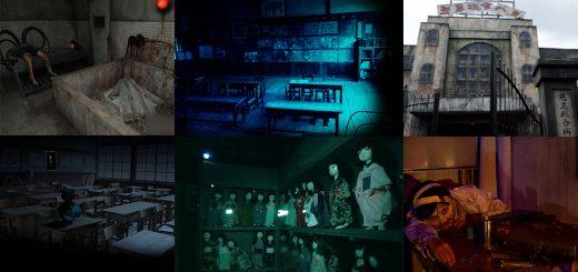 จัดอันดับบ้านผีสิงสุดสยองขวัญในญี่ปุ่นที่ควรไปลองดีสักครั้ง