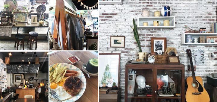 Zakka Shop & Café ร้านคาเฟ่สไตล์ญี่ปุ่น ที่เต็มไปด้วยสารพัดของกุ๊กกิ๊กให้ได้เลือกซื้อ!