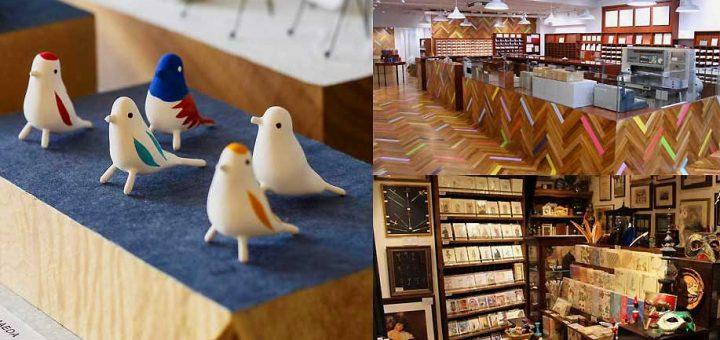 5 ร้านอุปกรณ์เครื่องเขียนในโตเกียวที่น่าแวะไปเลือกซื้อของมาตกแต่งโต๊ะทำงาน!