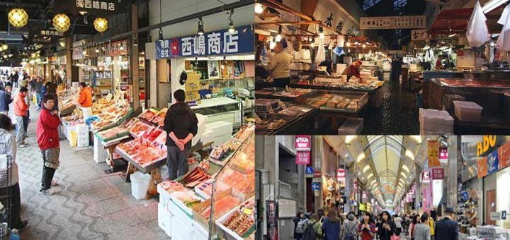 7 ตลาดประจำ 7 จังหวัดของญี่ปุ่น ที่มีครบตั้งแต่แฟชั่นและของกินในราคาที่จับต้องได้!