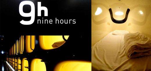 สะดวกสบายกับประสบการณ์นอนแคปซูลครั้งแรกที่ 9Hours Narita Airport สนามบินนาริตะ