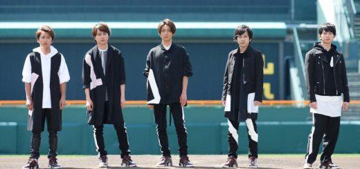 Arashi ออกซิงเกิ้ลใหม่ Natsu Hayate ประกอบการแข่งขันเบสบอลระดับมัธยมปลาย