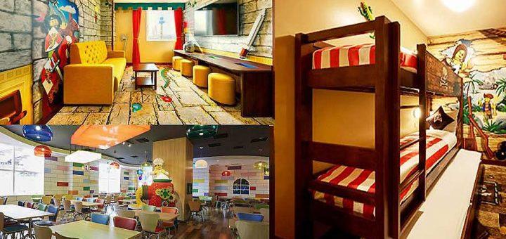 เปิดให้บริการแล้ว ! LEGOLAND Japan Hotel ที่เลโก้แลนด์ เจแปน รีสอร์ท นาโกย่า