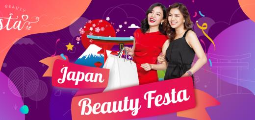 วันที่ 7 และ 8 กรกฎาคม 2018 นี้ขอเชิญสาว ๆ ที่หลงใหลในการแต่งหน้ามาร่วมงาน Japan Beauty Festa 2018