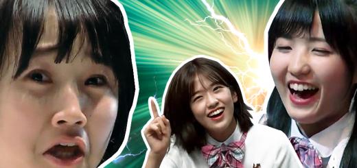 Produce48 ตอนที่ 5 : สวยมักนกตลกมักได้ (Yamada Noe X Honda Hitomi)