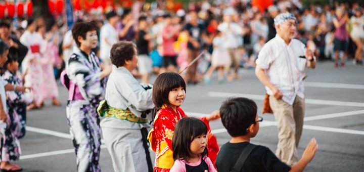 3 เทศกาลฤดูร้อนสุดยิ่งใหญ่ของภูมิภาคคันไซที่ไม่ควรพลาดตลอดทั้งเดือนกรกฎาคมนี้