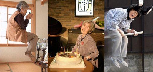 มาส่อง Instagran(ny) Kimiko Nishimoto คุณยายสายอาร์ท วัย 89 ปี รับประกันความจี๊ดจ๊าด!!