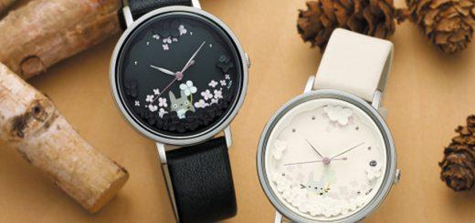 นาฬิกาไซโก (Seiko) จับมือสตูดิโอจิบลิ (Studio Ghibli) วางขายนาฬิกาครบรอบ 30 ปี โตโตโร (Totoro) ส.ค. นี้