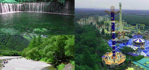 5 สถานที่เที่ยวที่คนญี่ปุ่นชอบไปพักผ่อน คลายความร้อนในช่วงซัมเมอร์!