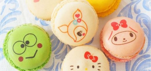 Fujiya x Sanrio พาเพื่อนใหม่กวางน้อย Hummingmint มาอยู่บนหน้า Macaron รับหน้าร้อนกับรสชาติใหม่