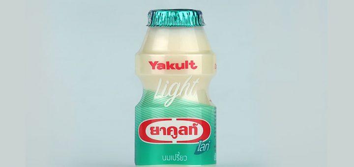 เซอร์ไพรส์!! Yakult Light สูตรใหม่ในรอบ 50 ปี