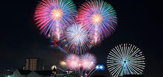 การแสดงดอกไม้ไฟยอดนิยม 5 อันดับแรกของญี่ปุ่น จาก Hankyu Travel International มีอะไรบ้างต้องเช็ค
