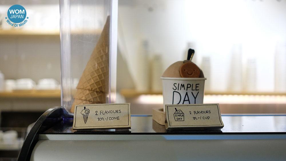 รีวิว Simple Day ร้านขนมน่ารักสไตล์ญี่ปุ่น มาเติมความ
