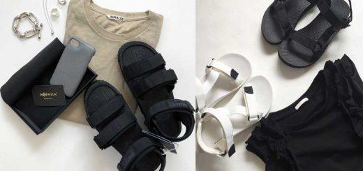 Sport Sandals ไอเท็มมาแรงที่วัยรุ่นญี่ปุ่นฮิตใส่กันในหน้าร้อนนี้