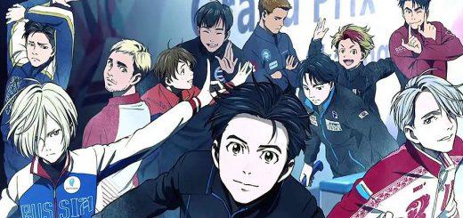 Yuri!!! on ICE อนิเมะทีวีสุดฮอต จะมาทำให้แฟน ๆ ฟินอีกครั้งในรูปแบบอนิเมะภาพยนตร์ ปี 2019 นี้!