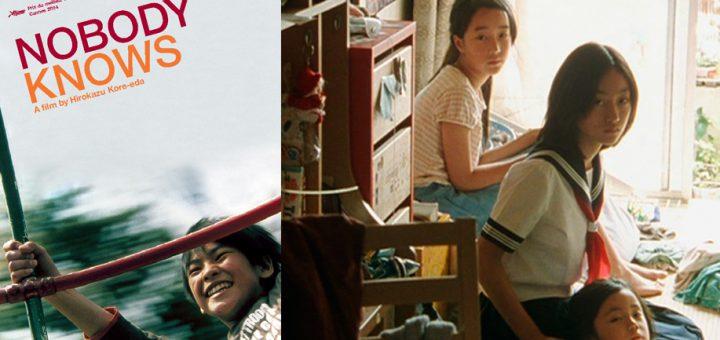 Movie Review :  รีวิว Nobody Knows ผลงานสร้างชื่อของ โคเรเอดะ ฮิโรคาสุ