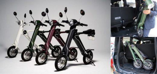 Blaze Smart EV มอเตอร์ไซด์แบบใหม่ของญี่ปุ่นที่ขับขี่ได้รวดเร็ว เก็บพับได้เหมือนจักรยาน เป็นมิตรกับสิ่งแวดล้อม ผู้หญิงอย่างเราใช้งานได้สะดวกสบาย