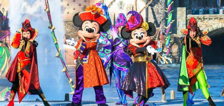 ดิสนีย์ฮาโลวีน 2018!! หลอกหลอนไปกับความสยองที่น่ารักแบบนี้ได้ที่ Tokyo Disneyland และ Tokyo DisneySea ในช่วงเทศกาลฮาโลวีนที่จะถึงนี้!!