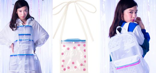 แบรนด์เสื้อผ้าดังของญี่ปุ่น BEAMS ประยุกต์กับ Ziploc แบรนด์ใส่ถุงอาหารพลาสติกเปิดตัวแฟชั่นใหม่ไม่เหมือนใครมาในธีมรักษ์โลกปี 2018