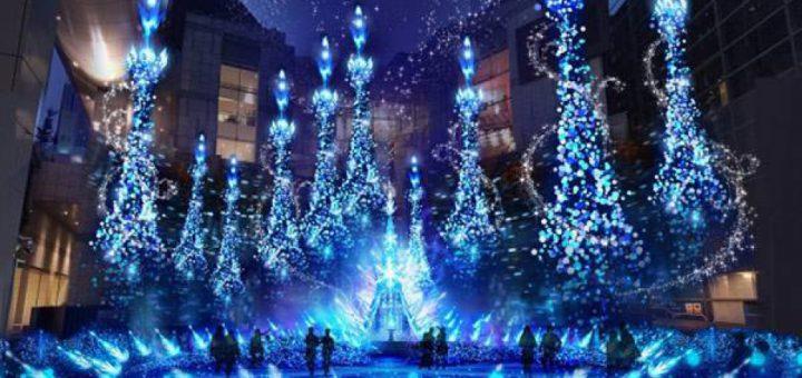 หนาวนี้ พาครอบครัวไปชม Caretta Illumination 2018 ในคอนเซ็ปต์ Disney Princess จากเรื่อง Frozen และ Rapunzel