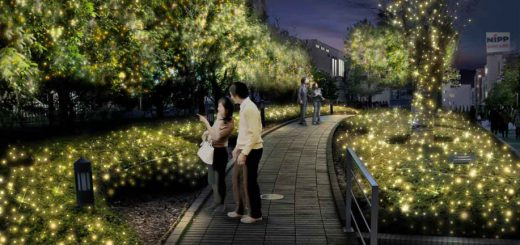 ดื่มด่ำไปกับเทศกาลประดับไฟ Shinjuku Terrace City Illumination ที่มาในคอนเซปต์ดอกไม้สีสวยกลางมหานคร