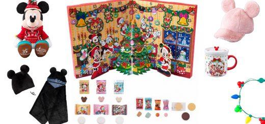 """คิ้วท์เกินคำบรรยาย! แนะนำสินค้าคอลเลคชั่นคริสต์มาสที่พลาดไม่ได้ หากคุณไปเที่ยว Tokyo Disneyland ช่วงนี้!! x """"ของดีเมืองดิสนีย์"""" ของฝากสุดคิ้วท์จากโตเกียวดิสนีย์แลนด์ น่ารักจนต้องอมยิ้ม"""