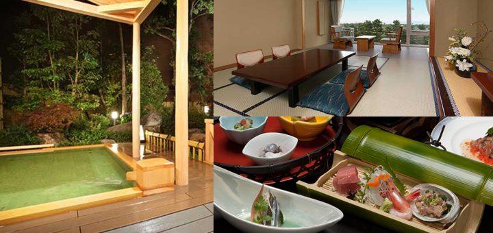 3 โรงแรมน่าพัก กลิ่นอายญี่ปุ่นในราคาย่อมเยาว์ ที่เมืองอิจิโนะมิยะ จังหวัดจิบะ