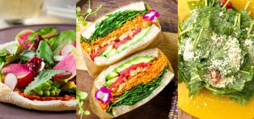 อิ่มอร่อยไปกับอาหารมังสวิรัติ! แนะนำร้านอาหารยอดฮิตประจำปี 2018 ที่คนกินมังห้ามพลาด!!