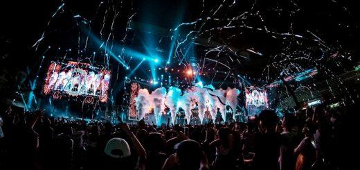 ระเบิดความมันส์กลางกรุงกับงาน MAYA INTERNATIONAL MUSIC FESTIVAL 2018!