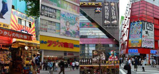 บอกต่อร้านดีร้านเด็ด! แนะนำ 7 แหล่งร้านค้ายอดนิยมในอากิฮาบาระที่คุณต้องลองไปสักครั้ง!!